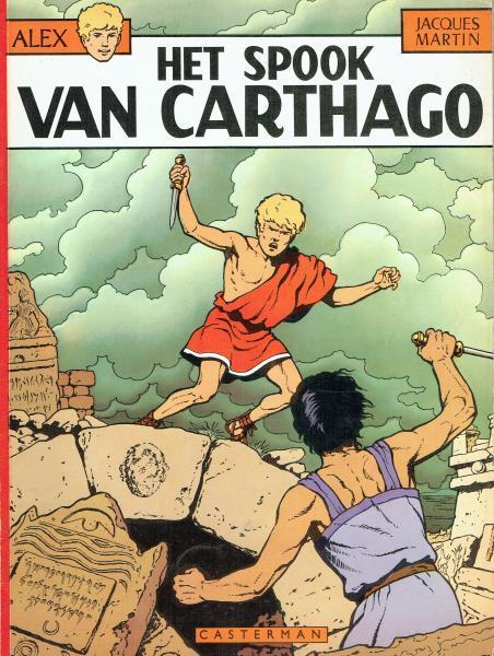 Alex 13 Het spook van Carthago