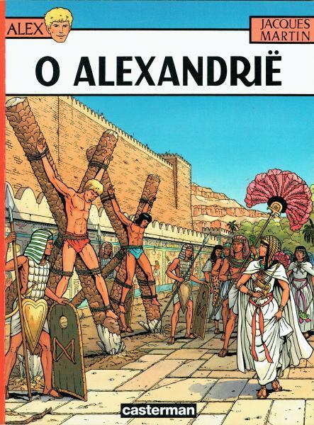 Alex 20 O Alexandrië