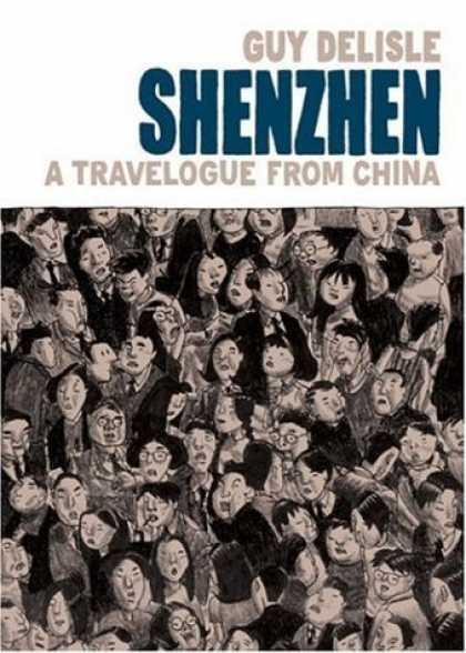 Shenzhen 1 Shenzhen: A Travelogue From China