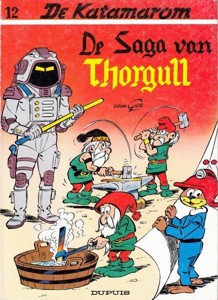 De Katamarom 12 De saga van Thorgull