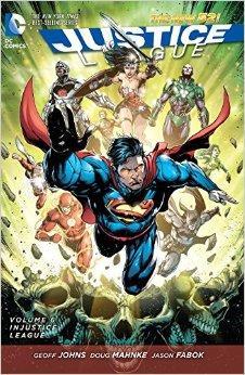 Justice League INT A6 Injustice League