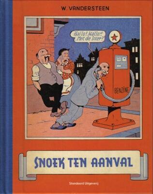 De familie Snoek 6 Snoek ten aanval