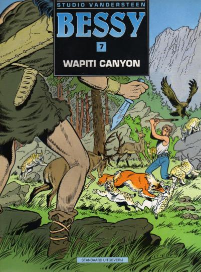 Bessy N7 Wapiti Canyon