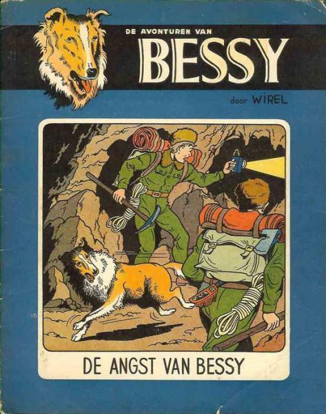 Bessy 8 De angst van Bessy