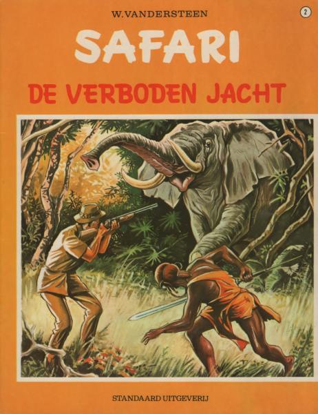 Safari 2 De verboden jacht