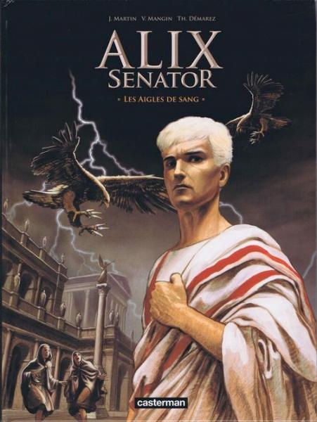 Alex Senator 1 Les aigles de sang