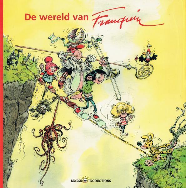 De wereld van Franquin 1 De wereld van Franquin