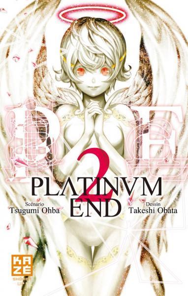 Platinum End 2 Tome 2