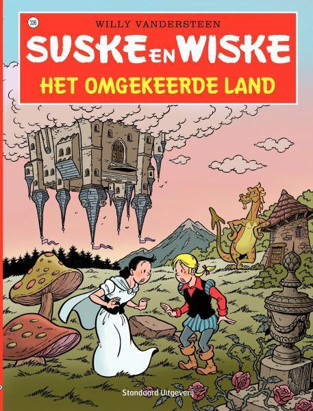 Suske en Wiske 336 Het omgekeerde land