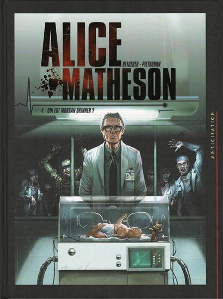 Alice Matheson 4 Qui est Morgan Skinner?