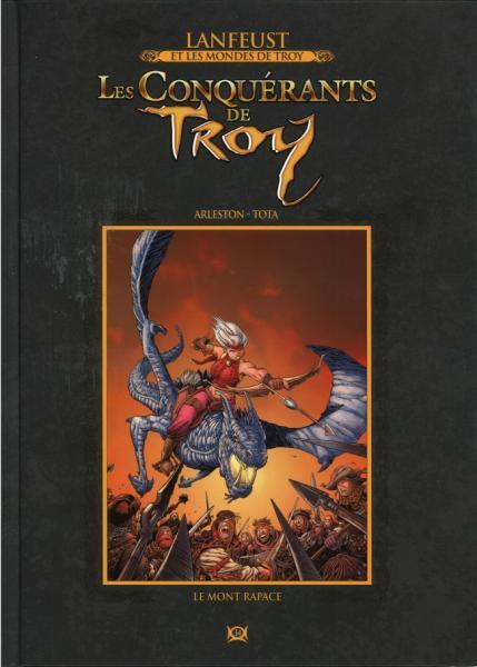 De veroveraars van Troy 4 Le mont rapace