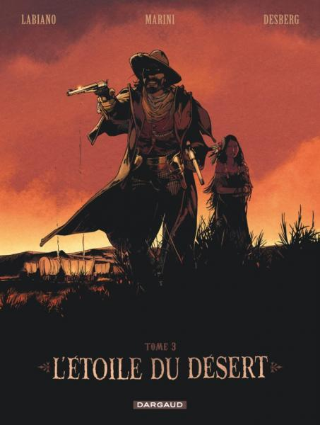 Ster van de woestijn 3 Tome 3