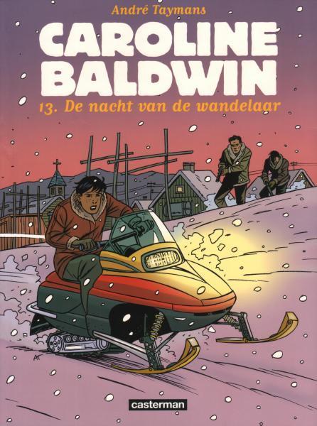 Caroline Baldwin (Nederlands) 13 De nacht van de wandelaar