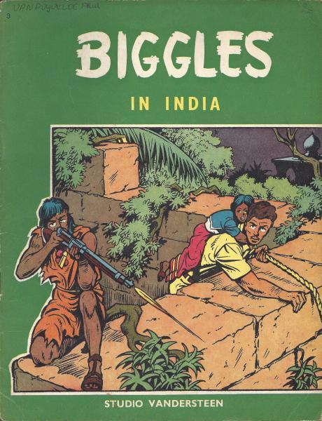 Biggles (Studio Vandersteen) 3 In India
