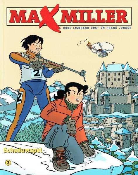 Max Miller 3 Schaduwspel