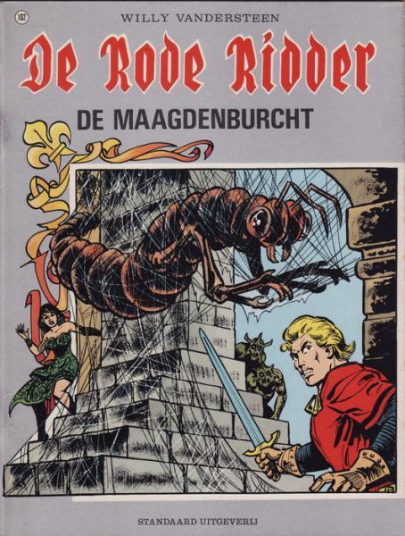 De Rode Ridder 102 De maagdenburcht