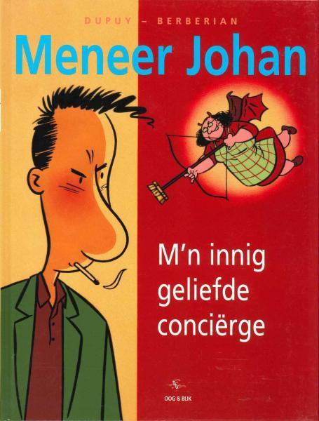Meneer Johan 1 M'n innig geliefde conci?rge