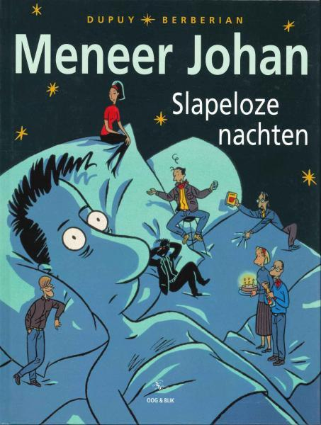 Meneer Johan 2 Slapeloze nachten