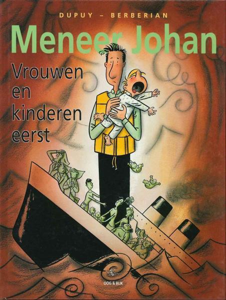 Meneer Johan 3 Vrouwen en kinderen eerst