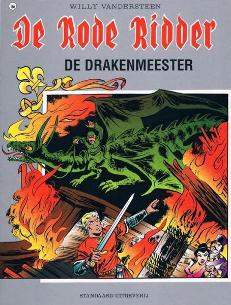 De Rode Ridder 166 De drakenmeester
