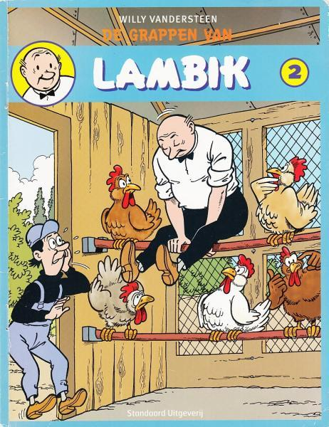 De grappen van Lambik (Heruitgaves + nieuwe albums) 2 Deel 2