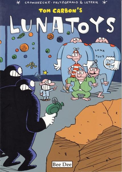 Tom Carbon (Bee Dee) 1 Lunatoys