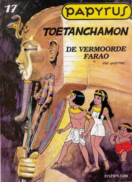 Papyrus 17 Toetanchamon de vermoorde farao