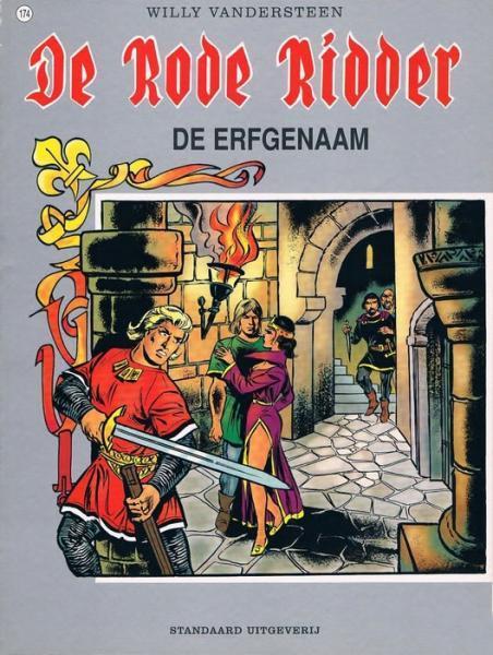 De Rode Ridder 174 De erfgenaam