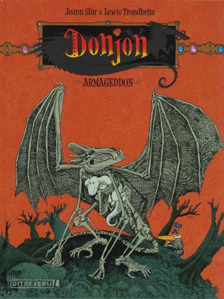 Donjon avondschemer 103 Armageddon