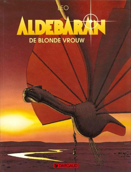 Aldebaran 2 De blonde vrouw