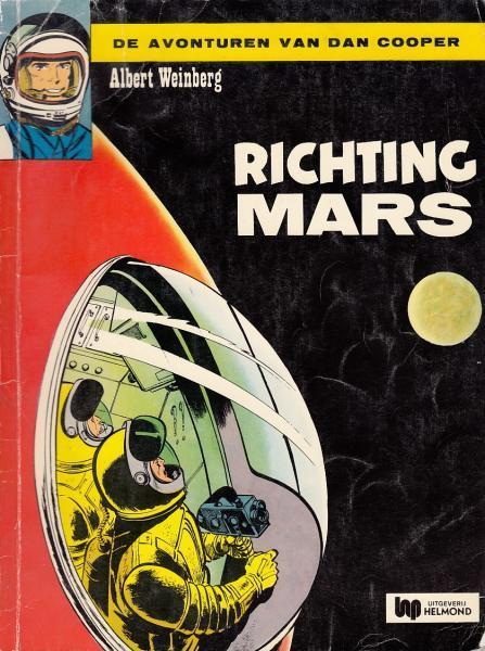 Dan Cooper 4 Richting Mars
