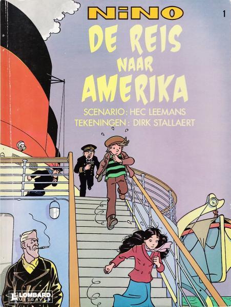 Nino 1 De reis naar Amerika
