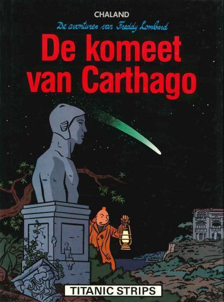 Freddy Lombard 2 De komeet van Carthago