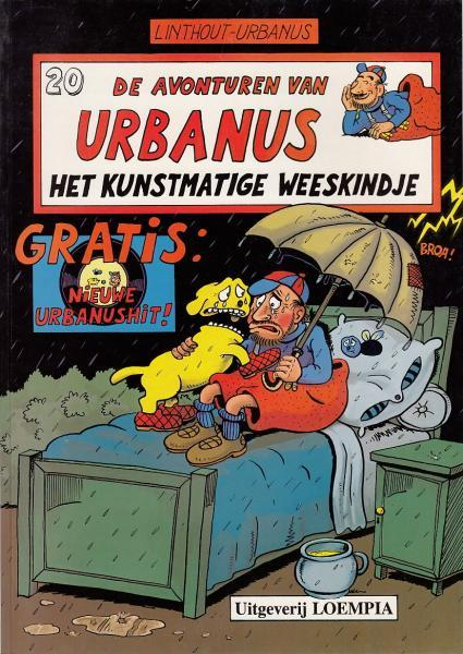 Urbanus 20 Het kunstmatige weeskindje
