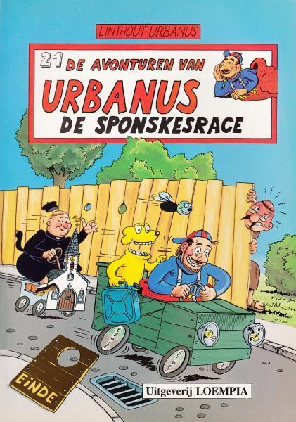 Urbanus 21 De sponskesrace