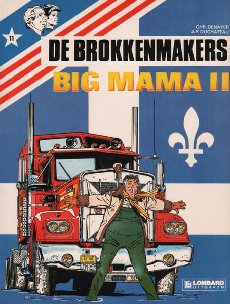 De brokkenmakers 11 Big Mama II
