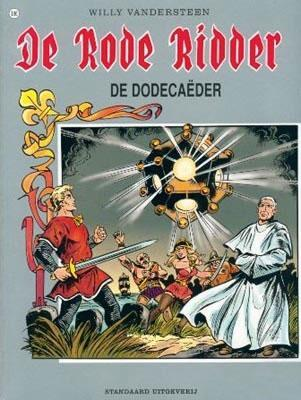 De Rode Ridder 186 De dodecaëder