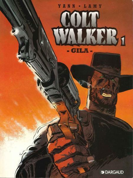 Colt Walker 1 Gila