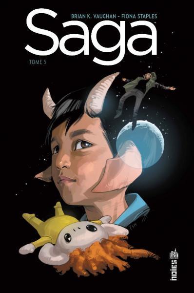 Saga (Lion/Urban Comics)