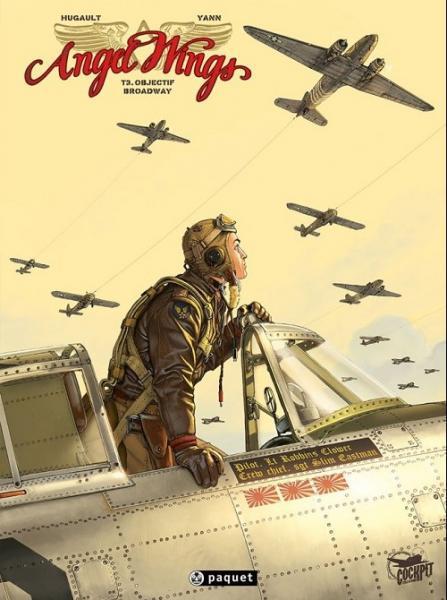 Angel Wings 3 Objectif Broadway