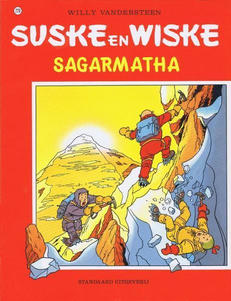 Suske en Wiske 220 Sagarmatha