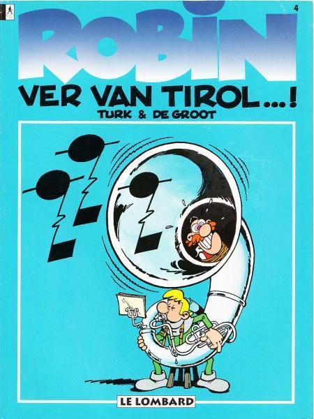 Robin Hoed 4 Ver van Tirol...!