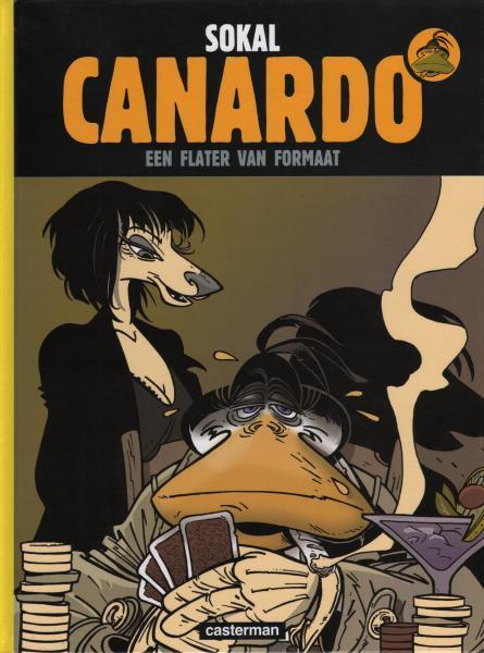 Inspecteur Canardo 20 Een flater van formaat