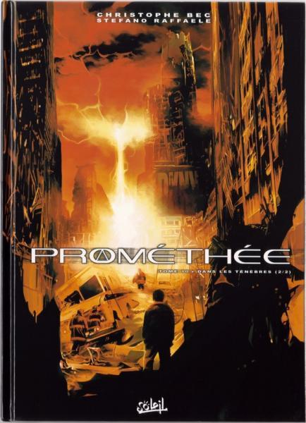 Prometheus (Bec) 10 Dans les ténèbres (2/2)