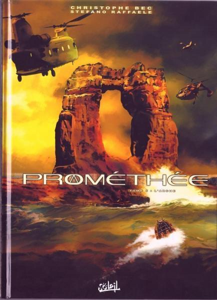 Prometheus (Bec) 6 L'arche
