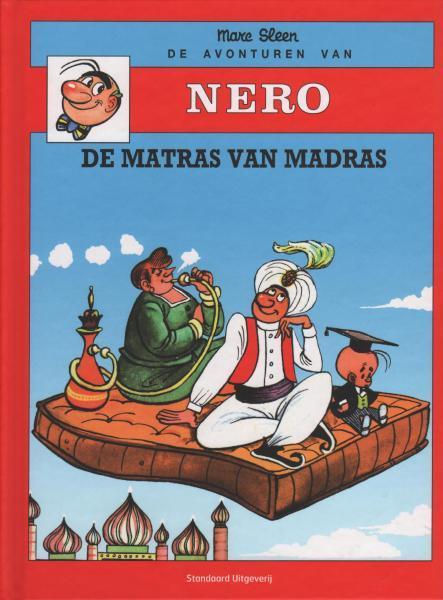 Nero 8 De matras van Madras