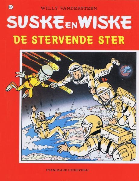 Suske en Wiske 239 De stervende ster