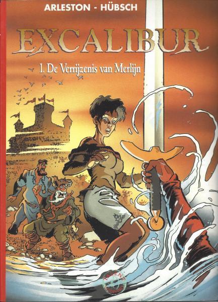 Excalibur (Hübsch) 1 De verrijzenis van Merlijn