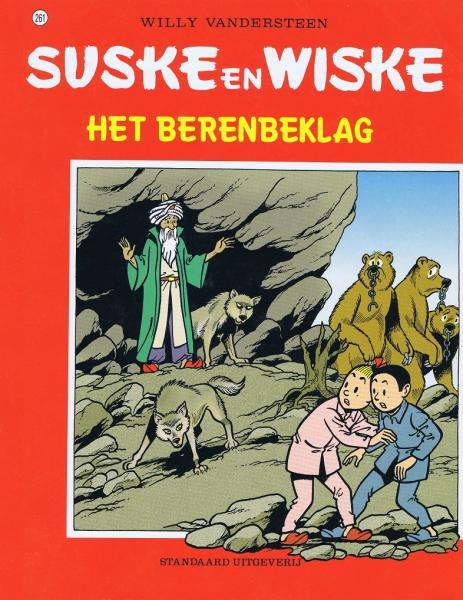 Suske en Wiske 261 Het berenbeklag