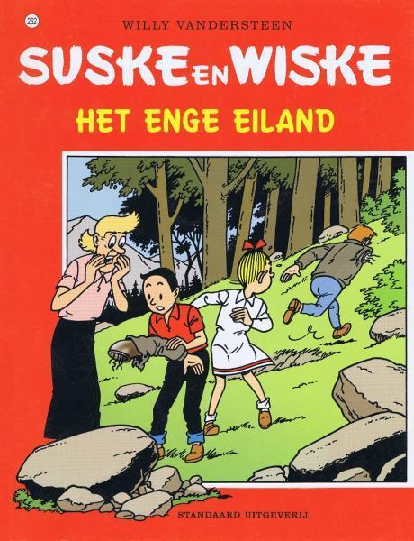 Suske en Wiske 262 Het enge eiland
